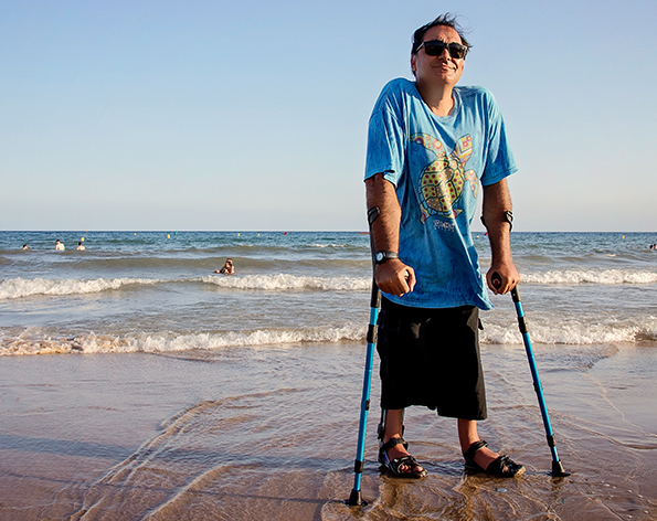 Contera Xavi Tac Beach Esenium